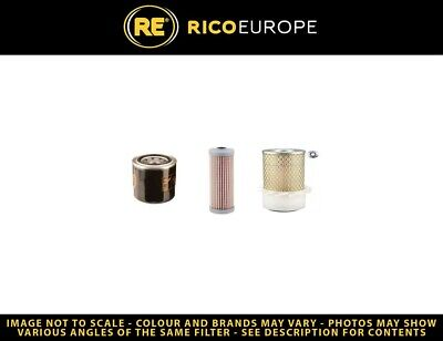 Luft,Öl,Kraftstofffilter 1D84-1C Motor Komatsu PC03-2 Filter Service Set Mit