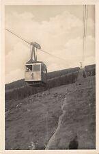 BG34195 visuta lanovka janske lanze cerna hora cable train   czech