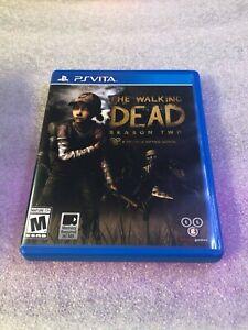 The-Walking-Dead-Season-Two-Sony-PlayStation-Vita-2014-Complete