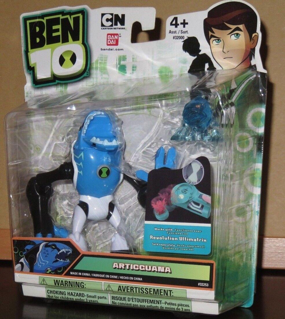 Ben 10 Articguana Bandai Action Figure