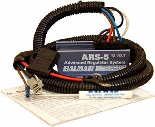Balmar ARS-5-H ARS de múltiples  etapas de Con Arnés - 12v (ars5h)  gran selección y entrega rápida