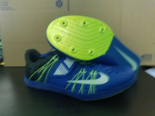 Triple Tj Zoom Pistas Sz Voltios Elite Negro Azul 705394 413 Jump Nike 15 q4E5dxwq