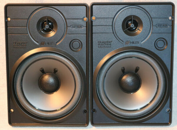 "Niles Audio Mp525 ~ 5-1/2"" 2-way In-wall Speaker Blueprint Series **brand New**"