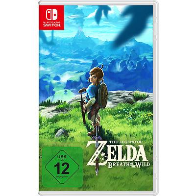 The Legend of Zelda Breath of the Wild | NEU & OVP | Nintendo Switch |