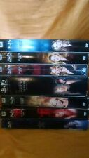 buffy the vampire slayer complete series seasons 1-7 on dvd used