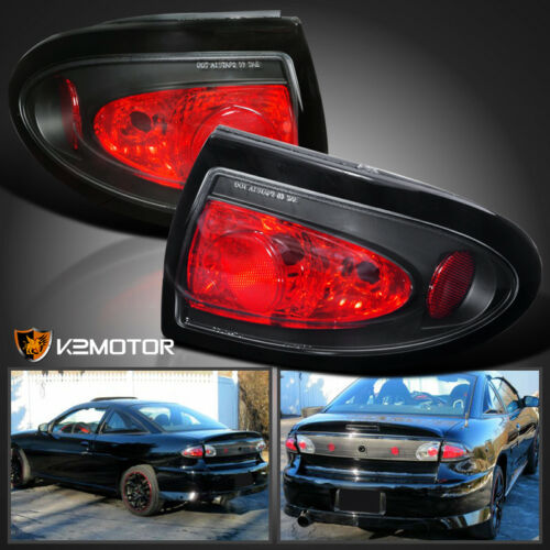 2003-2005 Chevy Cavalier Rear Brake Outter Tail Lights Lamps Left+Right