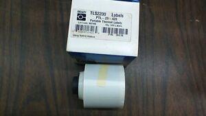 Brady TLS2200 Labels  PTL-29-428                            W286