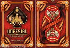 Imperial Deck Playing Cards Poker Size USPCC Custom Limited Edition New Sealed
