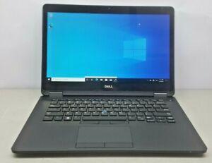 Dell-Latitude-14-034-E7470-i7-6600U-2-6GHz-16GB-256GB-SSD-Touch-Laptop
