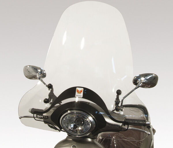 Pare-Brise Isotta avec Kit Attaques SC3015-A/442 Kymco People 125