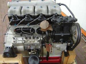 Steyr-414-413-Motor-D-Dieselmotor-Oldtimer-Csepel-Ikarus-Bus-31