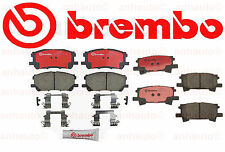 BREMBO FRONT & REAR BRAKE PADS For Lexus  & Toyota