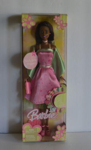 Mattel African American Barbie Doll Totally Spring Primavera G5318 2004