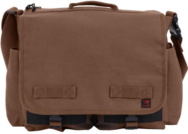 Tactical Concealed Carry Messenger Bag
