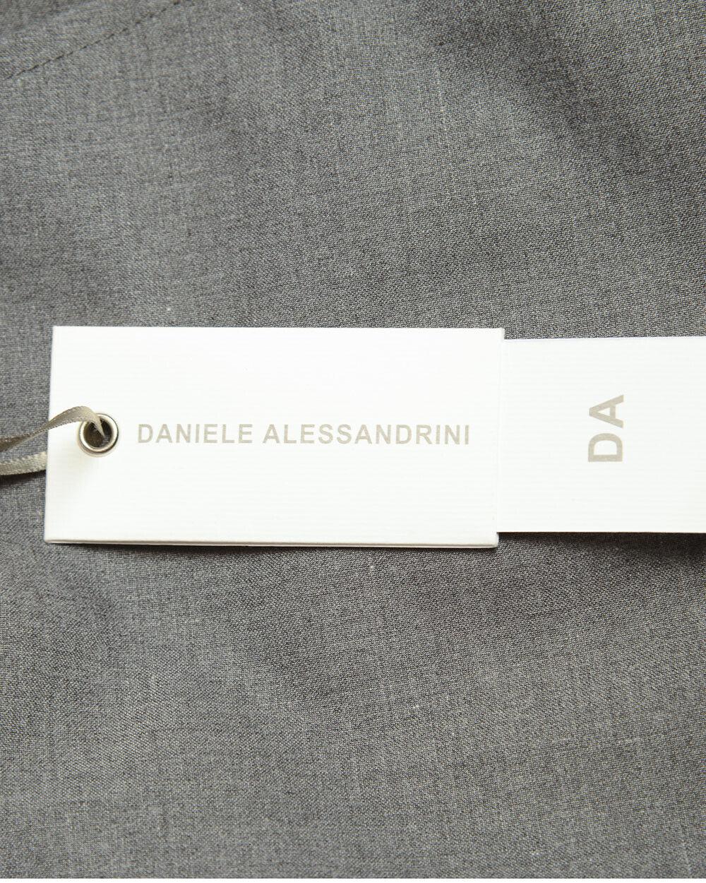 Bermuda Daniele Alessandrini Short MADE IN IN IN ITALY Uomo Grigio E297S1779BT3701 110 651754