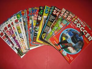 1980-2000-WORLD-SOCCER-MAGAZINES-CHOOSE-FROM-LIST