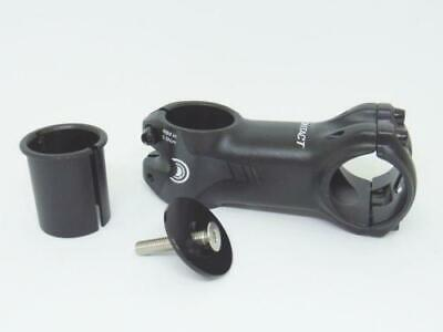 "// 8 Degree Black Stem 1-1//4/"" and 1-1//8/"" spacer GIANT Contact OD2 50mm"