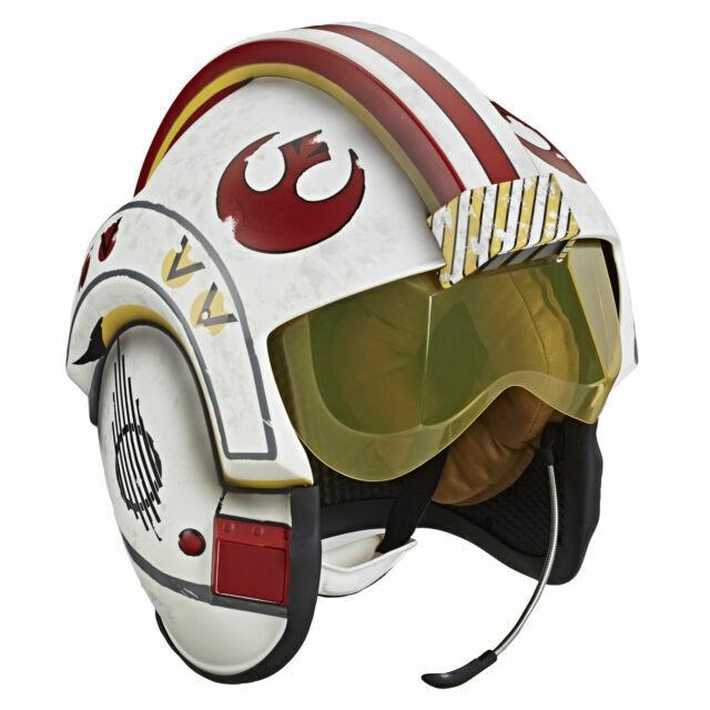 Star Wars~ Black Series Luke Skywalker 1:1 X-Wing Electronic Helmet IN STOCK!!