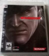 Metal Gear Solid 4: Guns of the Patriots(PS3)