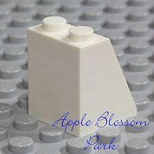 NEW Lego Female Minifig WHITE SKIRT - Girl Bride Wedding Dress Gown Plain Bottom