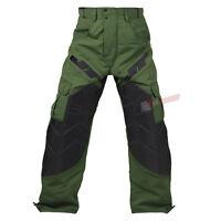 Jt Cargo Speedball Padded Paintball Pants - Olive Green Small S (waist 32-34)