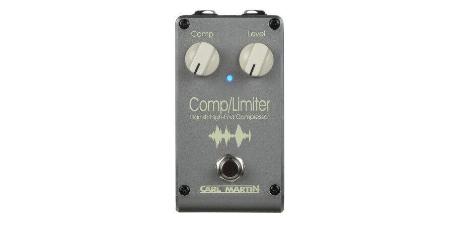 Carl Martin Comp/Limiter - Compressor - Limiter