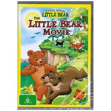 DVD LITTLE BEAR MOVIE, THE MAURICE SENDAK'S Adventure BEARS 72mins G R4 [BNS]