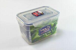 Vorratsdose Frischhaltedose rechteckig Lock&lock 2,4l Dose Vorratsgefäße Küche