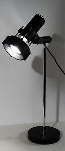vintage-70s-Leuchte-Tischlampe-Strahler-Lampe-Tischlampe-Studio-Design-70er