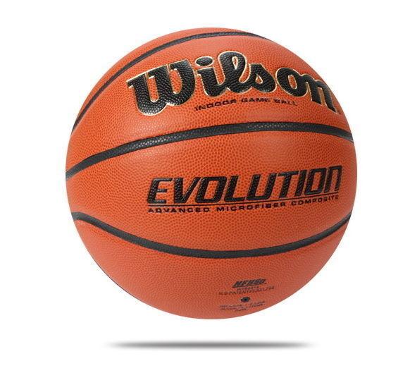 Wilson WTB 0516N Evolution Official Game Ball BasketBall 7 Size Sport Outdoor E_