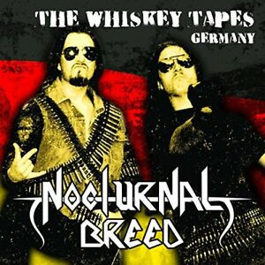 Nocturnal-Breed-The-Whiskey-Tapes-Germany-CD