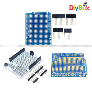 Prototype-PCB-Expansion-Board-UNO-R3-Shield-DIY-2mm-2-54mm-Pitch-for-Arduino