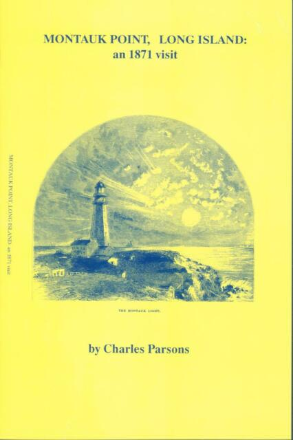 Montauk Point, Long Island: 1871 (1 to 8 copies or lots)