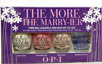 Nail Lacquers - MINI opi Collection - Pick Any Collection