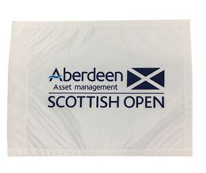 Aberdeen-Asset-Management-Scottish-Open-Golf-Pin-Flag-Souvenir-BRAND-NEW