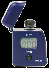 Milwaukee Instruments Mini Colorimeter for Iron High Range MW 14