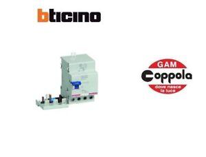 BTICINO G43/63AC BTDIN - MODULO DIFFERENZIALE 3 P G34/ 63AC 0,03A - Italia - BTICINO G43/63AC BTDIN - MODULO DIFFERENZIALE 3 P G34/ 63AC 0,03A - Italia