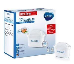 12 x sostituzione di corrivazione Cartucce Filtro Acqua Per Filtri BRITA MAXTRA /& Maxtra
