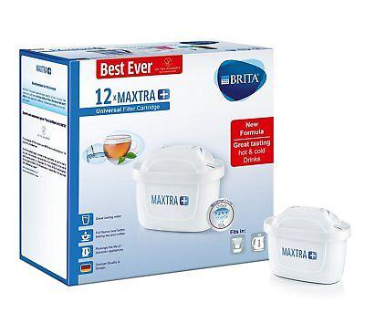 FILTRI BRITA MAXTRA Plus UNIVERSALE Cartucce Filtro Acqua Confezione Da 3 versione UK