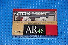 1 TDK  CV II   54   BLANK CASSETTE TAPE SEALED