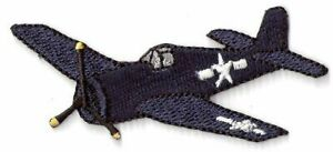 F6F Hellcat WWII Allied Fighter Plane Patch