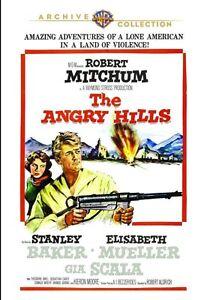 Angry-Hills-DVD-1959-Robert-Mitchum-Stanley-Baker-Elisabeth-Mueller-GIA-Scala