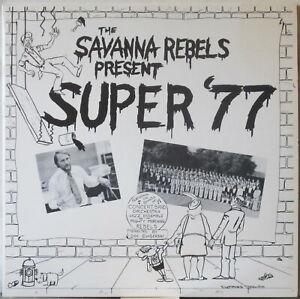 Savanna-High-School-SAVANNA-REBELS-Present-Super-77-LP