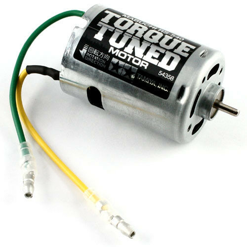 Tamiya Torque Tuned 25 Turn 540 Brushed Motor 25T  T54358