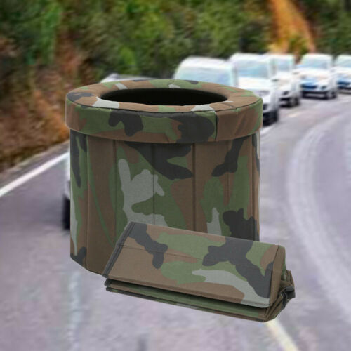For Outdoor Camping Long-distanceTravel Self-driving Car Portable Folding Toilet