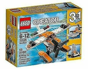 New in Sealed Box LEGO Creator 31027 Sea Plane