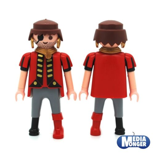 Playmobil ® base personnage pirateBoucaniermatrosseflibustiers avec jambe de bois v2