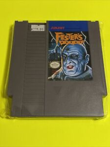 100-WORKING-NINTENDO-NES-Classic-Game-Cartridge-SUPER-FUN-FESTER-S-QUEST