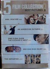 Warner Bros. 5 Film Collection: Best Pictures (DVD, 2013, 5-Disc Set) NEW/SEALED