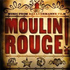 Moulin Rouge (2001, #930352) David Bowie, Christina Aguilera/Lil' Kim/Mya.. [CD]